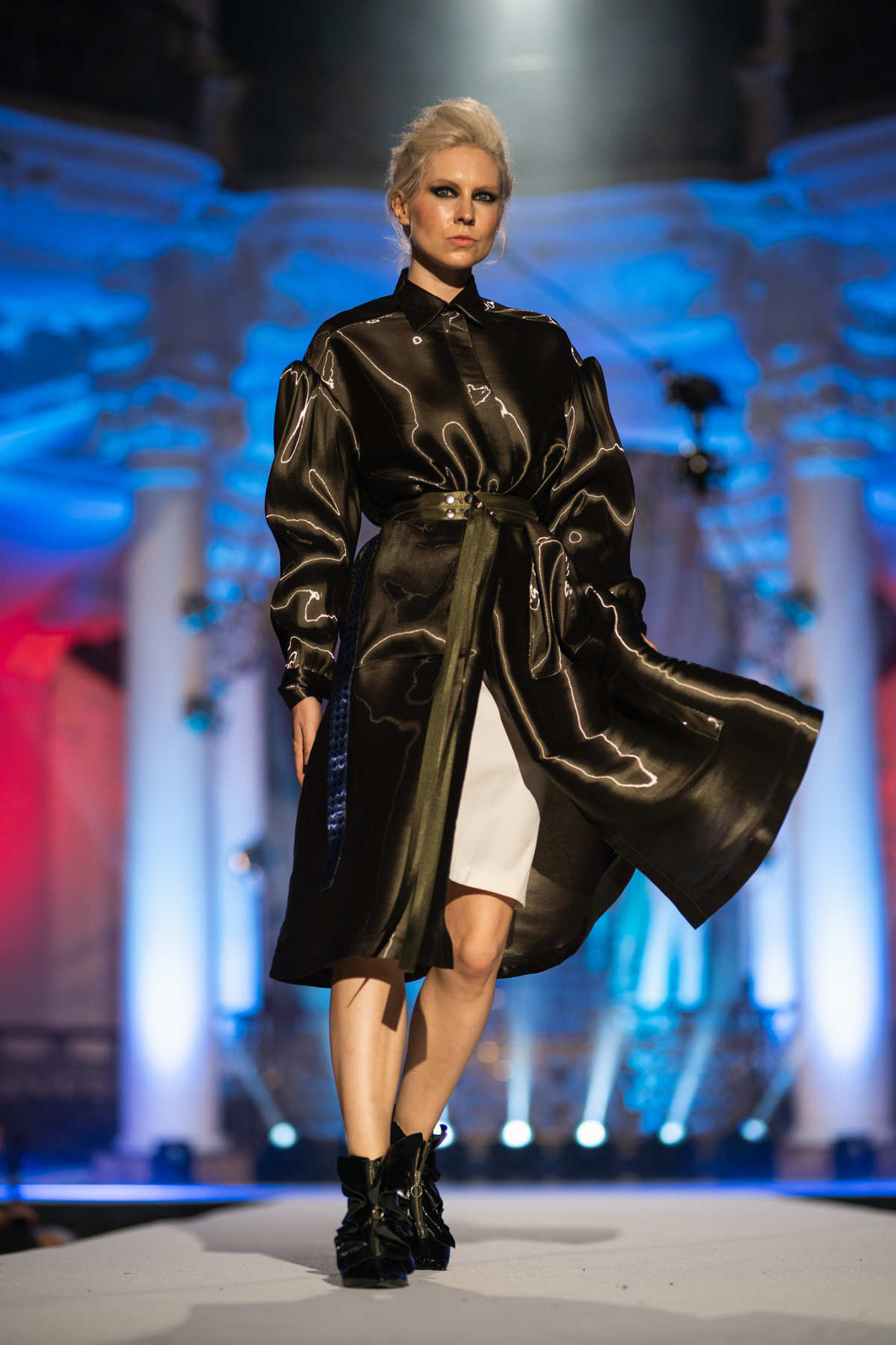 Women's designer clothing in Prague: New collection by Pavel Berky
