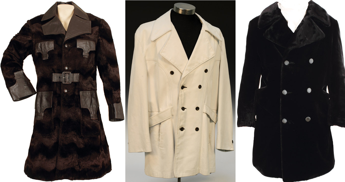 what clothes did Elvis Presley wear