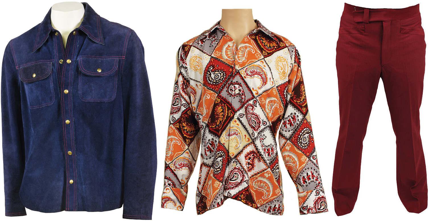 Luxury menswear brand. Elvis fashion